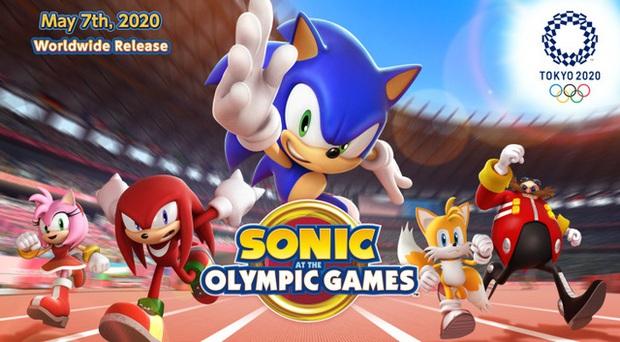 Sonic at the Olympic Games mở đăng ký trước, khán giả vừa được cày game lại chuẩn bị có phim xem - Ảnh 1.
