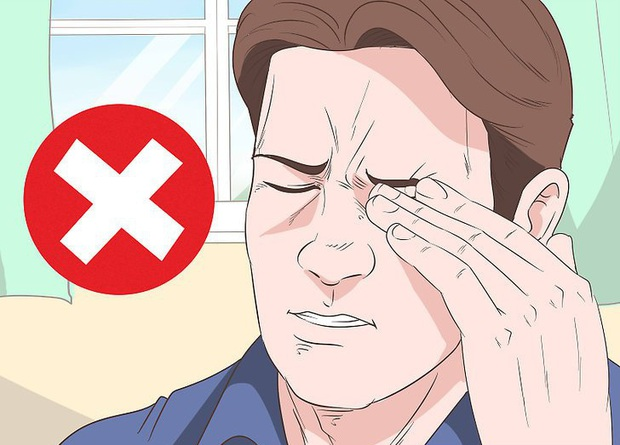 Vì sao mắt lại bị đỏ ngầu sau khi tỉnh dậy? - Ảnh 2.
