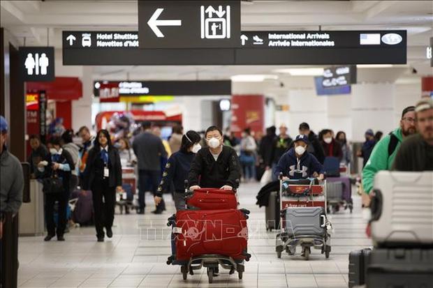 Từ 20/2, Nga cấm công dân Trung Quốc nhập cảnh - Ảnh 1.