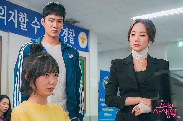 Dàn cast cực phẩm Tầng Lớp Itaewon: Nữ phụ là crush tin đồn của Lee Jong Suk, đội nam thần 6 múi chuẩn tình cũ Park Min Young? - Ảnh 11.