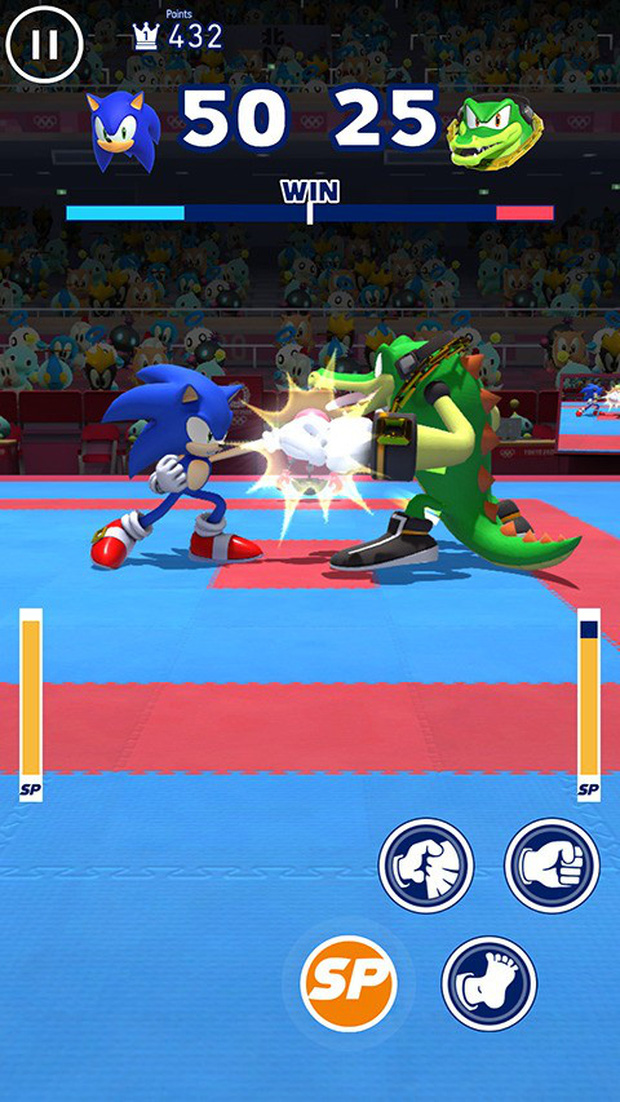 Sonic at the Olympic Games mở đăng ký trước, khán giả vừa được cày game lại chuẩn bị có phim xem - Ảnh 3.