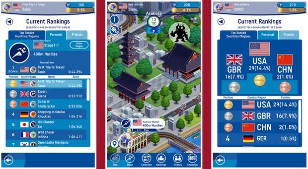 Sonic at the Olympic Games mở đăng ký trước, khán giả vừa được cày game lại chuẩn bị có phim xem - Ảnh 4.