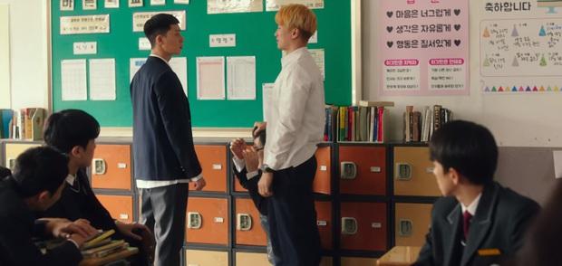 8 hành động tuyển crush cực mạnh của ông chủ Park Seo Joon ở Tầng Lớp Itaewon - Ảnh 6.