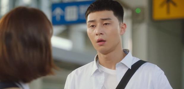 8 hành động tuyển crush cực mạnh của ông chủ Park Seo Joon ở Tầng Lớp Itaewon - Ảnh 4.