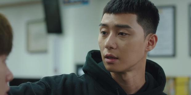 8 hành động tuyển crush cực mạnh của ông chủ Park Seo Joon ở Tầng Lớp Itaewon - Ảnh 13.