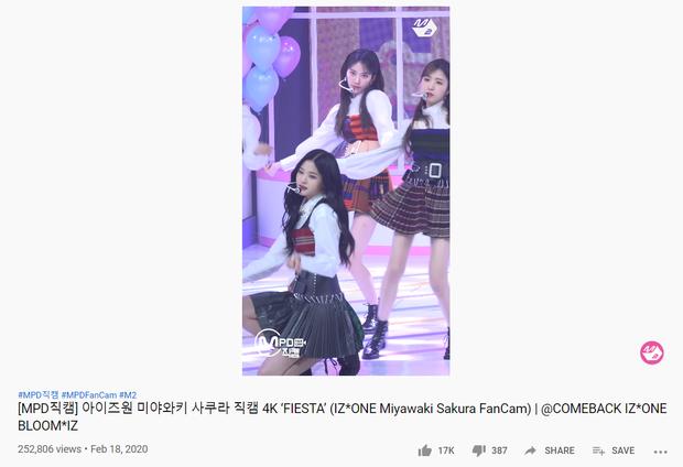 """Không phải center Wonyoung, visual người Nhật của IZ*ONE mới là người """"giật"""" spotlight khi comeback nhờ nhan sắc lên hương, thần thái sân khấu đỉnh cao - Ảnh 5."""