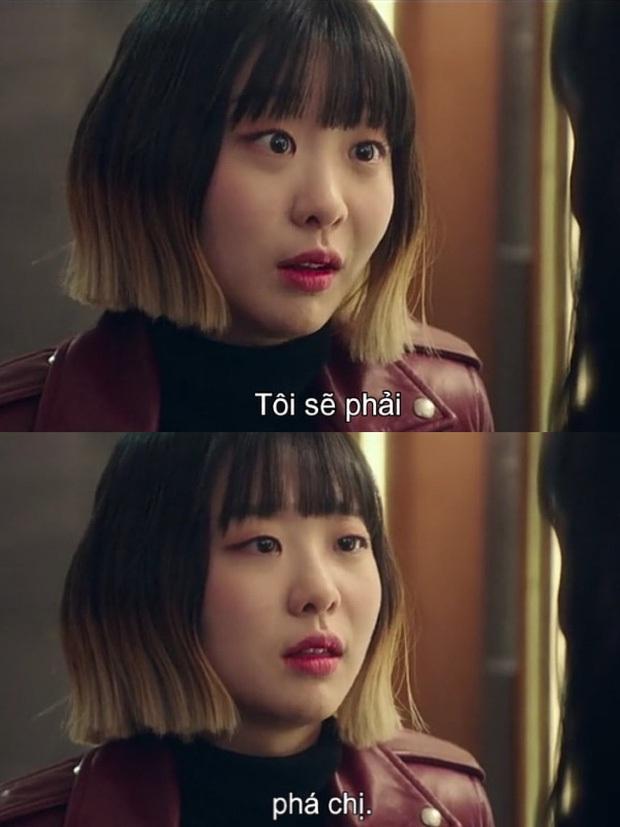 Nhắn chị bạn thân 10 năm ở Itaewon: Bằng đó thời gian không chốt đơn thì dạt ra cho em nữ điên yêu anh chủ Ro Yi dùm! - Ảnh 6.