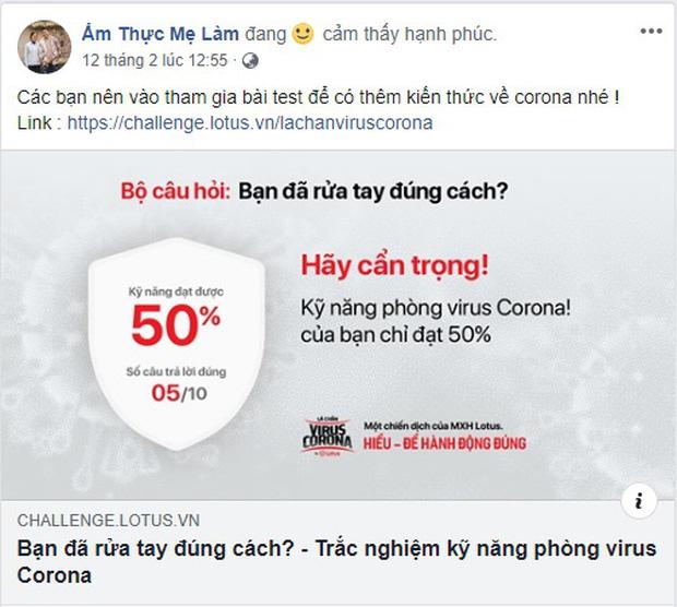 Thêm nhiều nghệ sĩ cùng hưởng ứng tham gia trả lời trắc nghiệm về virus Corona: Chi Pu, Khánh Vân hay Puka có điểm số xuất sắc hơn? - Ảnh 15.