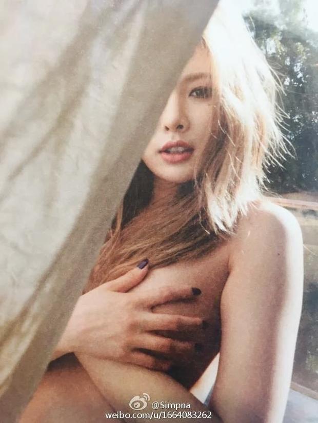 Nữ hoàng sexy HyunA gây bão với câu chuyện hé lộ lý do đằng sau bộ ảnh album cởi trần 18+ ở Mỹ - Ảnh 8.
