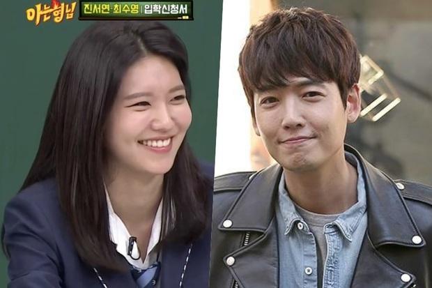 Hẹn hò đã 8 năm, Sooyoung (SNSD) vẫn ngại ngùng khi nhắc về bạn trai trên sóng truyền hình - Ảnh 4.