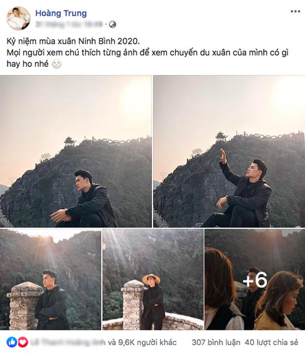 """Tung ảnh du xuân ở Ninh Bình, anh chàng khiến dân mạng """"say đứ đừ"""": Là nắng chói chang hay vì anh mà xốn xang? - Ảnh 1."""