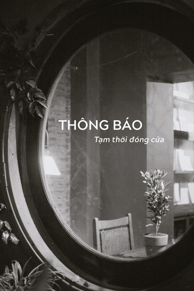 Trước tình trạng virus corona, một nhà hàng tại Hà Nội đã đóng cửa tạm thời để phòng tránh lây lan - Ảnh 1.