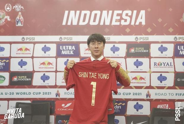 Tân HLV người Hàn Quốc của Indonesia: Tôi tôn trọng HLV Park Hang-seo như một người thầy nhưng bây giờ ông ấy nên dè chừng - Ảnh 2.