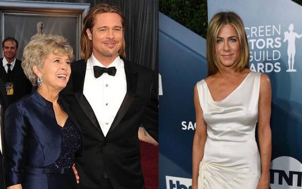 Xôn xao tin mẹ Brad Pitt ghét Angelina Jolie, muốn con trai nhanh tái hôn với Jennifer Aniston sau màn hội ngộ lịch sử - Ảnh 2.
