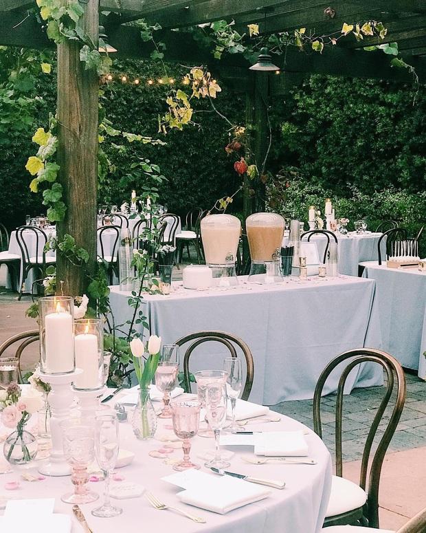 """Đám cưới đãi bia rượu là xưa rồi, giờ phải hâm nóng tình yêu bằng… trà sữa trân châu trong ngày lễ trọng đại mới """"đúng gu""""! - Ảnh 5."""
