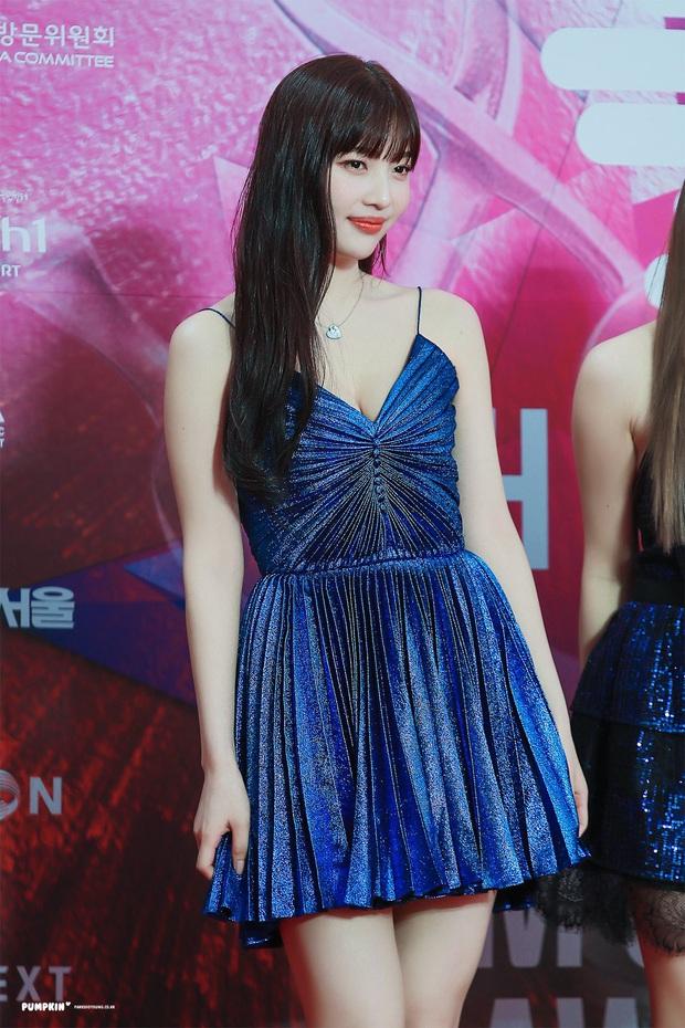 Không phải nữ thần Irene hay Tzuyu, Joy mới là mỹ nhân hot nhất SMA 2020: Vừa đẹp như thiên thần vừa sexy, ai chịu nổi? - Ảnh 8.