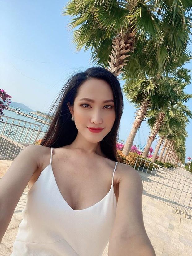 Hoài Sa tung clip giới thiệu tại Hoa hậu chuyển giới, kể về quá khứ từng bị trẻ con ném đá giữa đường vì khác người - Ảnh 3.