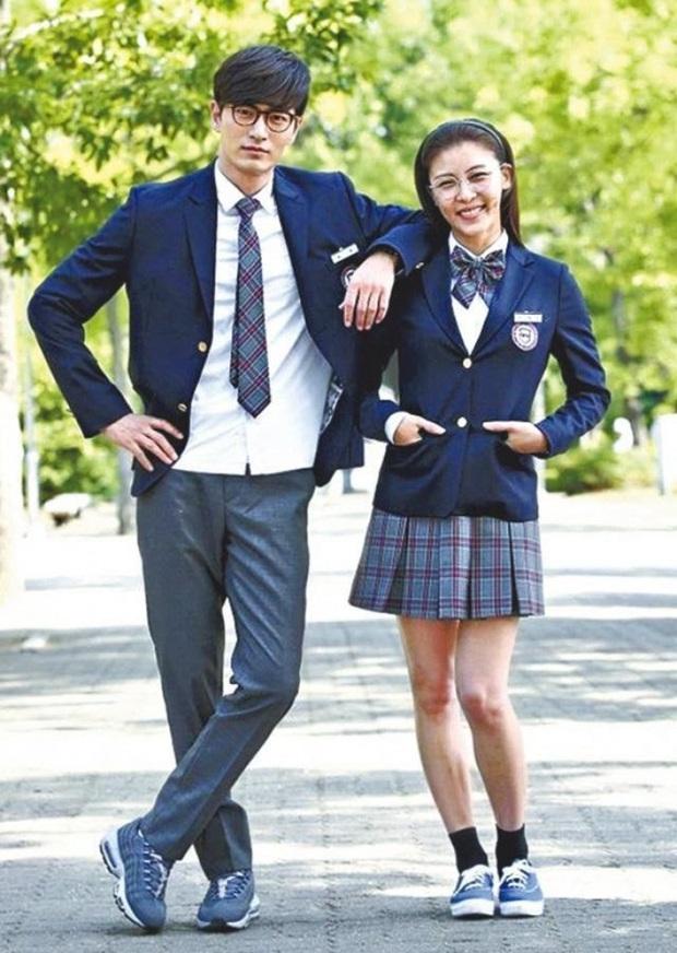 5 màn cưa sừng làm nghé xuất sắc nhất phim Hàn, Park Seo Joon trẻ trung đấy nhưng chưa bằng chị đại này - Ảnh 11.