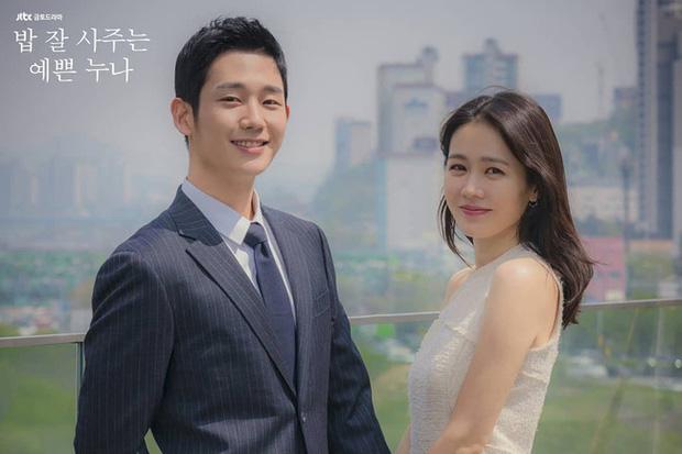 Đang được ship với Hyun Bin, Son Ye Jin bỗng nhận quà đặc biệt từ tình cũ tin đồn Jung Hae In, chị đẹp phản ứng ra sao? - Ảnh 4.
