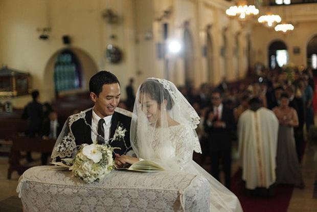 10 cặp vợ chồng Vbiz gắn kết hơn 1 thập kỷ: Chuyện tình Hà Tăng đẹp phim, Hồ Hoài Anh - Hương Giang xa để lại về với nhau - Ảnh 13.