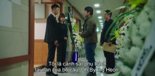 Review Tầng Lớp Itaewon: Anh thanh niên Park Seo Joon tẩm quất con quan tơi bời, thông điệp giàu nghèo ai coi cũng thấm - Ảnh 12.