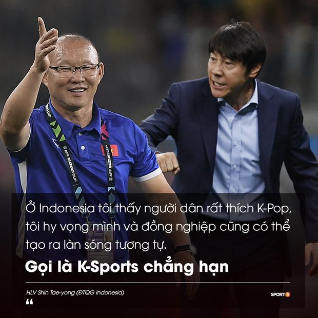 Tân HLV người Hàn Quốc của Indonesia: Tôi tôn trọng HLV Park Hang-seo như một người thầy nhưng bây giờ ông ấy nên dè chừng - Ảnh 1.