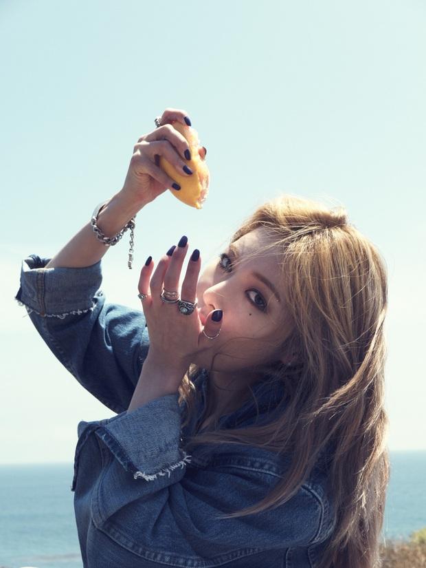 Nữ hoàng sexy HyunA gây bão với câu chuyện hé lộ lý do đằng sau bộ ảnh album cởi trần 18+ ở Mỹ - Ảnh 2.