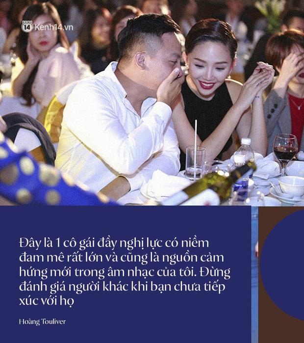 Tóc Tiên - Hoàng Touliver: 4 năm yêu với những câu nói không ngôn tình nhưng đầy ấm áp và trân trọng! - Ảnh 6.