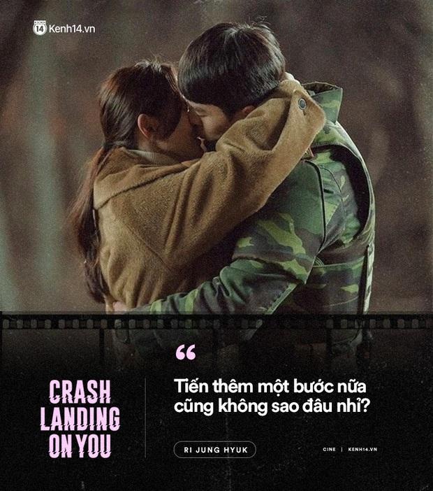 11 câu thoại ngọt ngào nhất Crash Landing on You: Người ấy có mệnh hệ gì, mỗi ngày đời con đều là địa ngục - Ảnh 4.