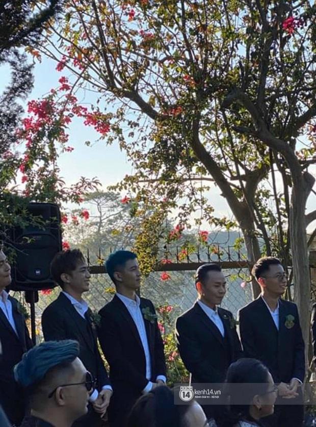 Ngây ngất trước vẻ đẹp của cô dâu Tóc Tiên trong bộ váy cưới tinh khôi: Xinh lung linh, rạng rỡ như một nàng công chúa! - Ảnh 3.