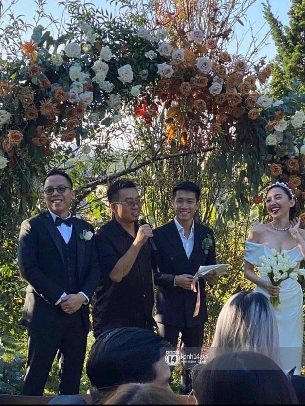 Ngây ngất trước vẻ đẹp của cô dâu Tóc Tiên trong bộ váy cưới tinh khôi: Xinh lung linh, rạng rỡ như một nàng công chúa! - Ảnh 1.