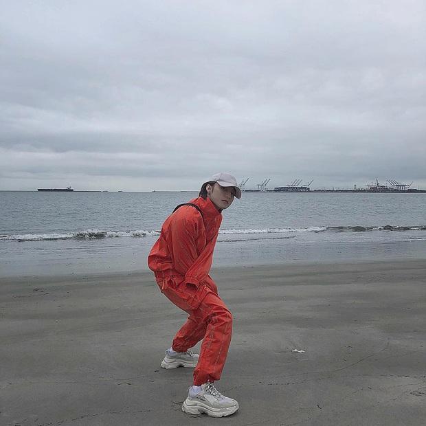 Soi style du lịch của Sơn Tùng M-TP: Đúng là một Cự Giải, toàn thấy đi biển với cả sông suối! - Ảnh 7.