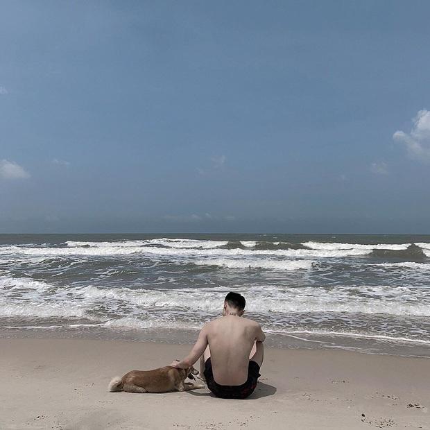 Soi style du lịch của Sơn Tùng M-TP: Đúng là một Cự Giải, toàn thấy đi biển với cả sông suối! - Ảnh 20.