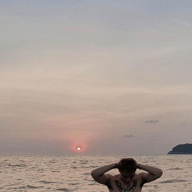 Soi style du lịch của Sơn Tùng M-TP: Đúng là một Cự Giải, toàn thấy đi biển với cả sông suối! - Ảnh 16.