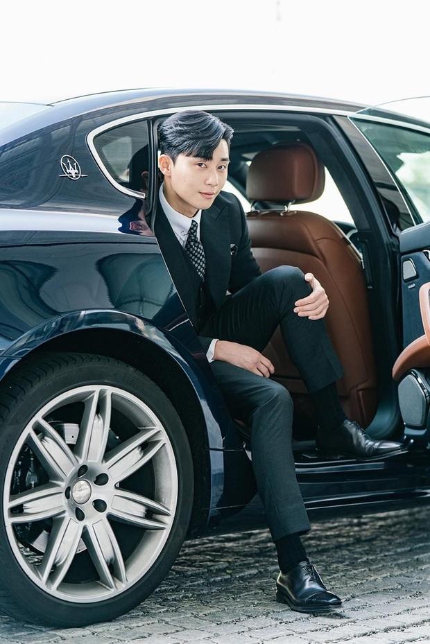 Bóc khối tài sản của đại gia Itaewon class Park Seo Joon ngoài đời: 1,9 tỷ won đã là gì, nhìn nhà và xe mà choáng! - Ảnh 12.