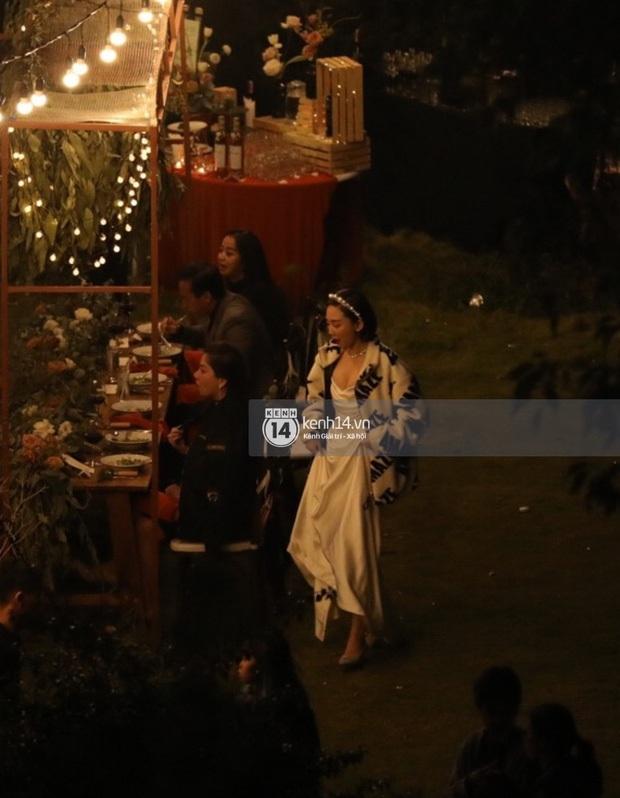 Ngắm 2 bộ váy cưới mới thấy ngưỡng mộ gu thời trang của Tóc Tiên, chiếc nào cũng tinh giản nhưng xinh, sang và gợi cảm quá đỗi - Ảnh 7.