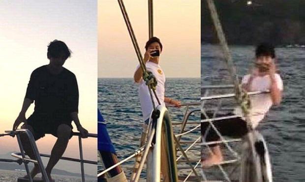 Hội bạn thân toàn mỹ nam của Park Seo Joon: thân thiết như hình với bóng, còn thường xuyên đi ăn chơi và du lịch với nhau - Ảnh 5.