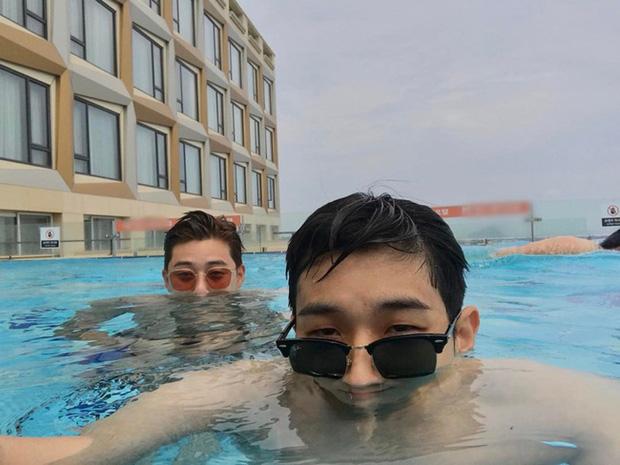 Hội bạn thân toàn mỹ nam của Park Seo Joon: thân thiết như hình với bóng, còn thường xuyên đi ăn chơi và du lịch với nhau - Ảnh 10.