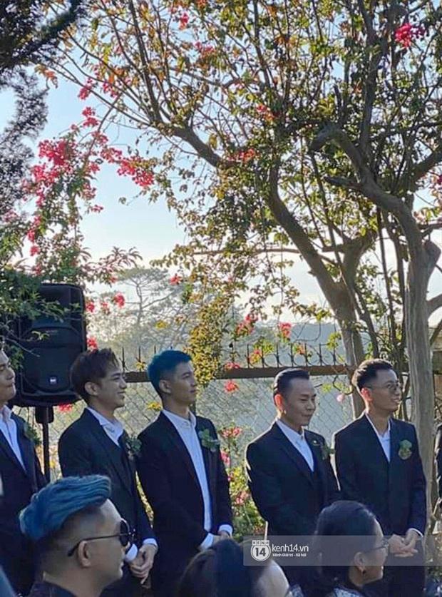 Ngây ngất visual của cô dâu Tóc Tiên trong váy cưới tinh khôi: Khoe vòng 1 nóng bỏng, đẹp rực rỡ như công chúa! - Ảnh 4.