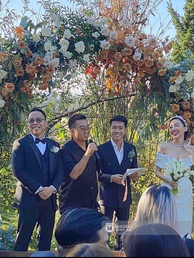 Ngắm 2 bộ váy cưới mới thấy ngưỡng mộ gu thời trang của Tóc Tiên, chiếc nào cũng tinh giản nhưng xinh, sang và gợi cảm quá đỗi - Ảnh 4.