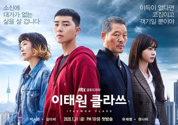 Phim chuyển thể Tầng Lớp Itaewon vừa đạt rating kỉ lục, bản web toon lập tức sốt trở lại - Ảnh 3.