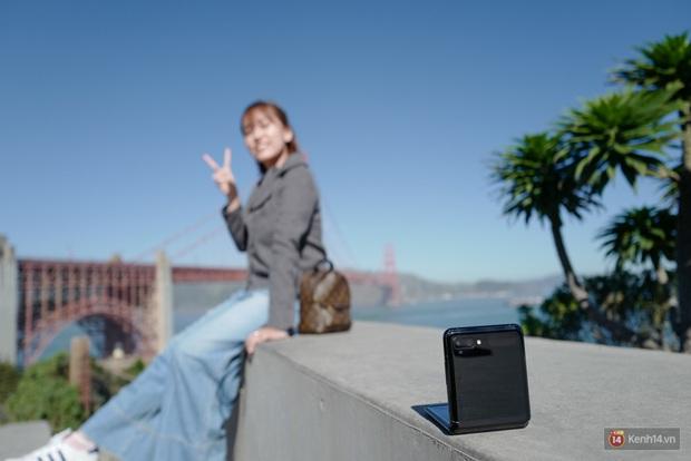 Thử làm vlog bằng Galaxy Z Flip, thế mới biết hộp phấn này đa tài đến cỡ nào - Ảnh 3.