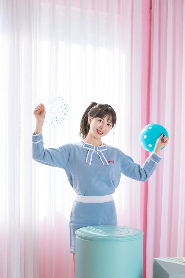 Ngắm trọn nhan sắc tựa thiên thần của nữ MC mới của LCK Kim Min Ah, không chỉ tài năng mà còn vô cùng xinh đẹp - Ảnh 18.