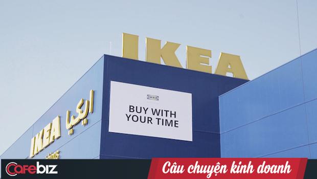IKEA cho phép khách hàng thanh toán bằng thời gian - Ảnh 1.