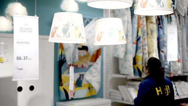 IKEA cho phép khách hàng thanh toán bằng thời gian - Ảnh 2.