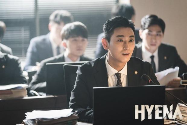 Cẩm nang trước giờ G của Hyena: Bóc phốt luật sư phục vụ giới siêu giàu, lần thứ 3 thái tử Joo Ji Hoon quyết tâm tẩy trắng? - Ảnh 6.