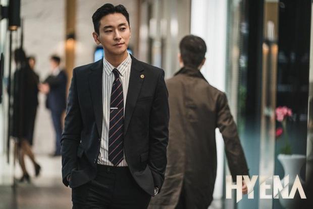 Cẩm nang trước giờ G của Hyena: Bóc phốt luật sư phục vụ giới siêu giàu, lần thứ 3 thái tử Joo Ji Hoon quyết tâm tẩy trắng? - Ảnh 7.