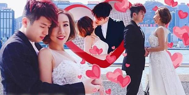 Cbiz hôm nay cũng có 1 đám cưới bí mật chẳng kém Touliver - Tóc Tiên: Cả hôn lễ chỉ có đúng... cô dâu chú rể tham dự - Ảnh 1.