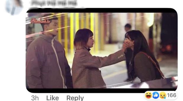 Netizen Việt náo loạn vì cảnh hôn của Hani ở XX: Hò nhau bắt chước điên nữ Tầng Lớp Itaewon bịt miệng nam chính ư? - Ảnh 4.
