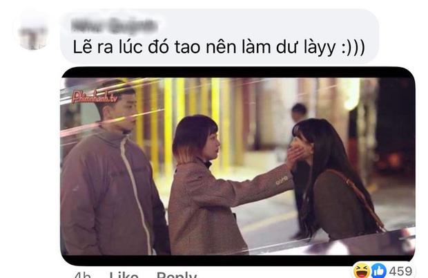 Netizen Việt náo loạn vì cảnh hôn của Hani ở XX: Hò nhau bắt chước điên nữ Tầng Lớp Itaewon bịt miệng nam chính ư? - Ảnh 5.